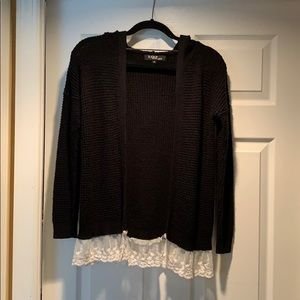 Other - Girls lace bottom sweater
